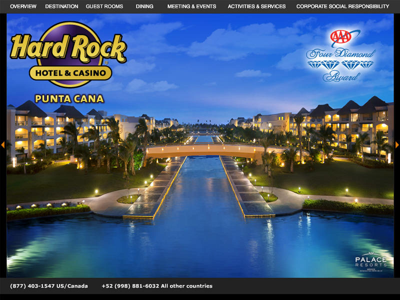 Hard hotel casino punta cana