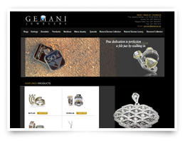 A web design service for Gemani