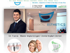 We designed this for Biodental dentist's office in Costa Rica.